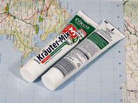 Зубная паста Elcos Dental Krauter Mix с натуральными экстрактами трав 125ml Германия