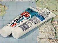 Зубная паста Elcos Sensitiv для чувствительных зубов 125ml Германия
